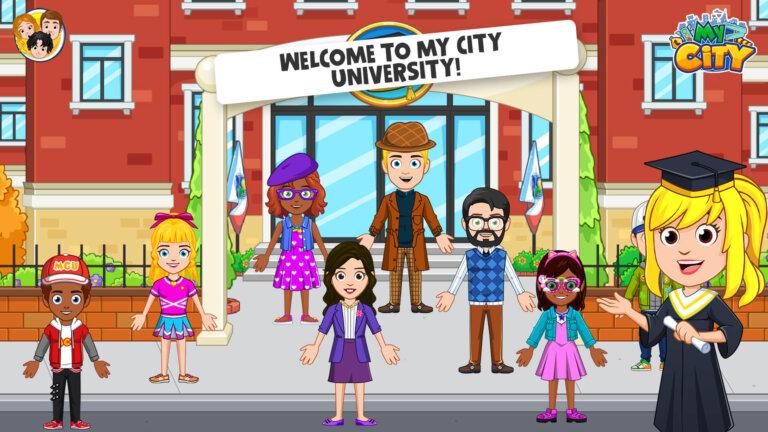 University screenshot 1