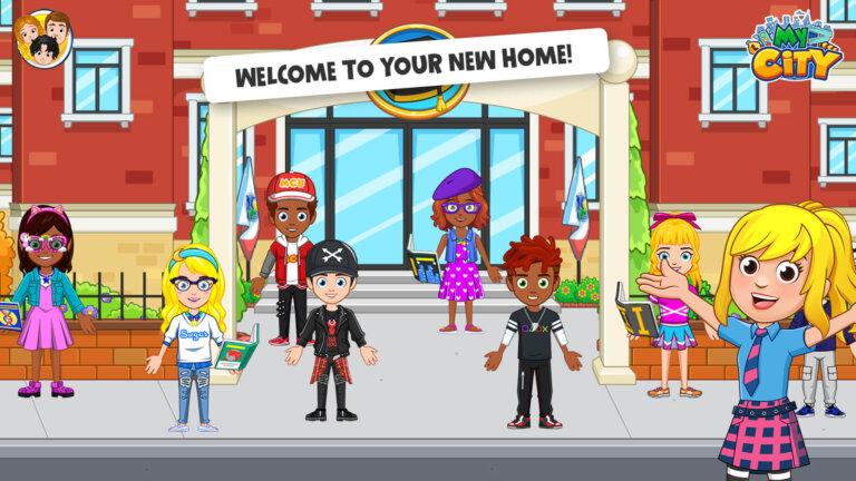 Dorm & Friends screenshot 1
