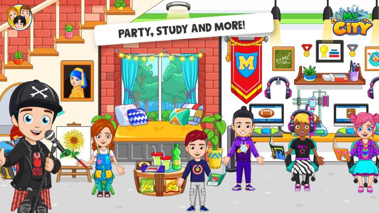 Dorm & Friends screenshot 3