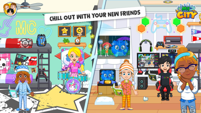 Dorm & Friends screenshot 5