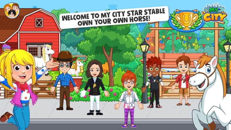 Star Horse Stable screenshot 1