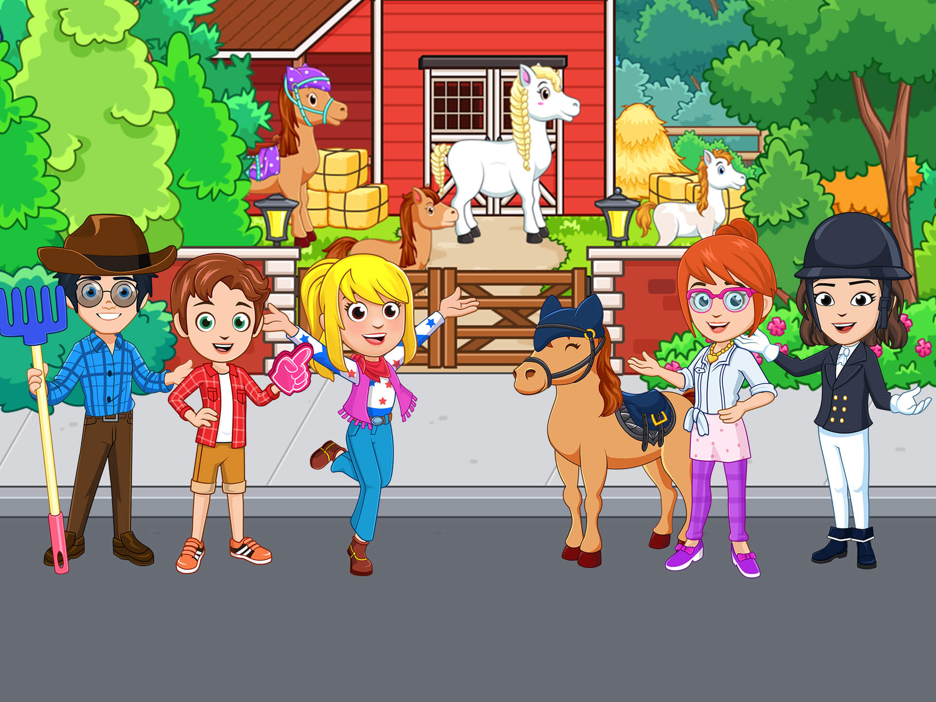 Star Horse Stable