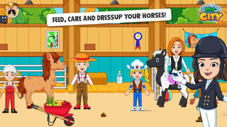 Star Horse Stable screenshot 2