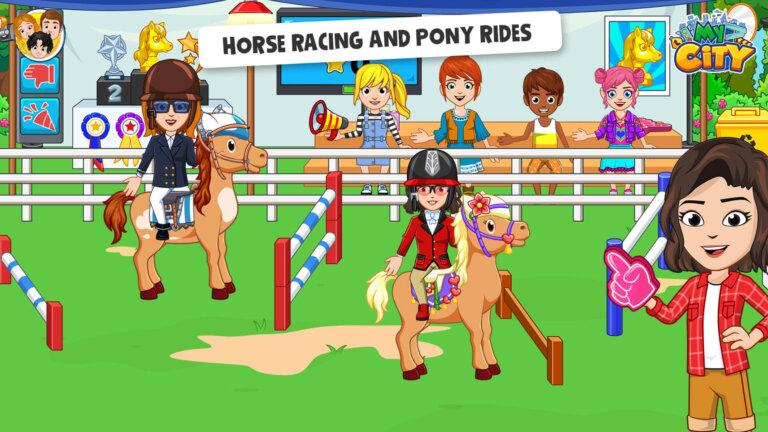 Star Horse Stable screenshot 4