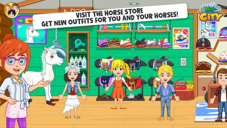 Star Horse Stable screenshot 5