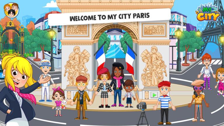 Paris screenshot 1